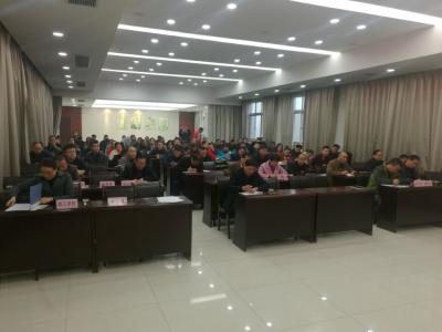 市城建委组织开展城建系统法治工作培训会