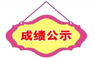 襄城区公开招聘社区公共服务人员综合成绩揭晓,快来查分!