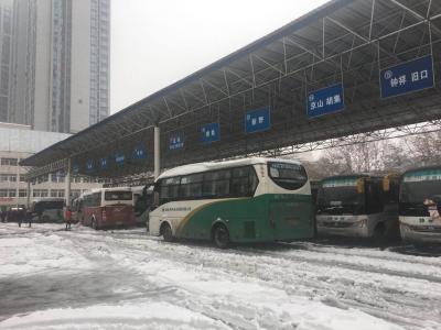 襄阳火车站列车已恢复仅少量停运  市客运站汽车仍大量停运中