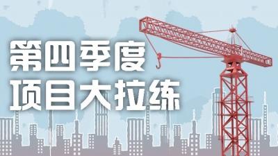 【回顾】全市经济工作暨项目拉练会议