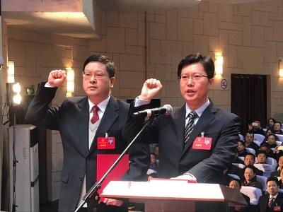 郄英才当选为襄阳市人民政府市长