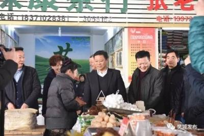 【春节樊城】安全生产:食品、消防是重头 柴普军现场督办检查