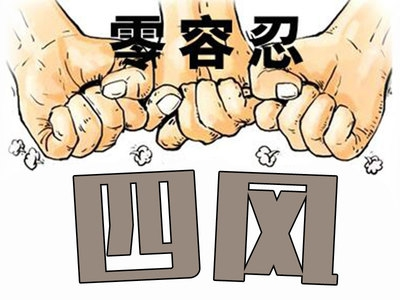 """市纪委组织纠正""""四风""""问题交叉监督检查"""
