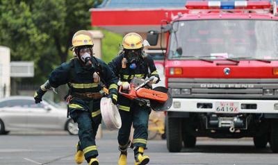 """市消防支队成立七个督导组 督导""""五一""""消防安保工作"""