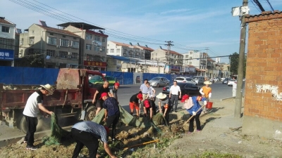 樊城:集中整治城乡结合部环境
