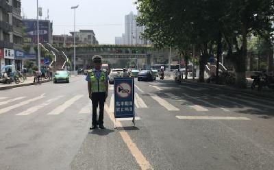 通知:广场平台2018高考临时交通管制