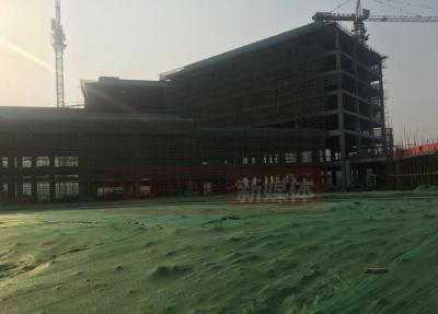 襄城:问题建筑工地已落实整改