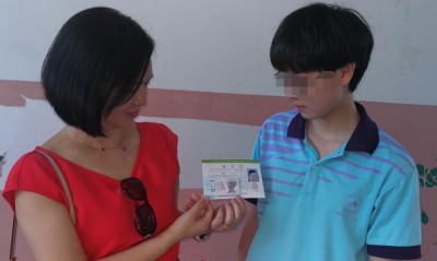 """襄阳考生大意丢证  警方和校方让其""""先考后补"""""""