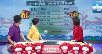 【快讯】恭喜!民发集团龙舟队获襄阳龙舟邀请赛第一名!