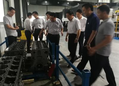 省第二环境保护督察组到襄州、高新进行调研督办