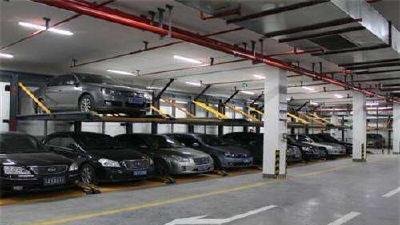 襄阳住宅小区内将不再允许建设这种停车位