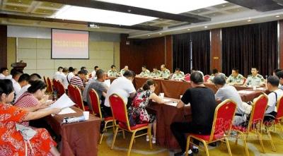 樊城召开商业综合体消防安全约谈提醒暨专项整治会
