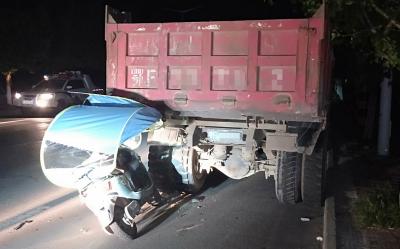 厉害了!宜城一醉驾女司机致三人受伤