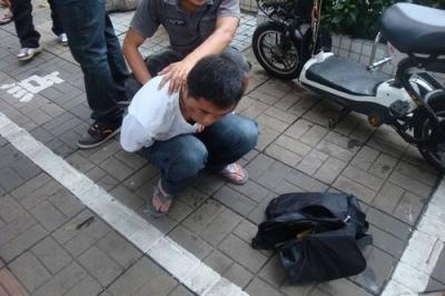 枣阳一男子为了儿子上班方便 偷走他人电动车
