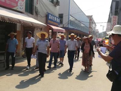 襄城区农村清洁家园环境大整治在行动