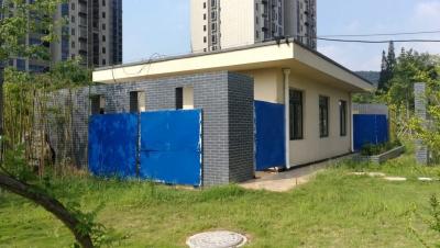 襄城檀溪公园公厕怎成了摆设?