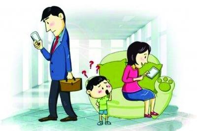 家庭是习惯的学校,父母是习惯的教师