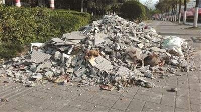 《襄阳市建筑垃圾管理条例》被列入今年的立法计划