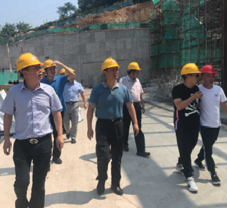 樊城区招商组赴北京、杭州考察项目