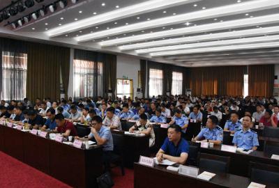 樊城区部署全区火灾防控工作紧急会议
