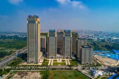 占GDP比重逾六成 第三产业给力老樊城复兴
