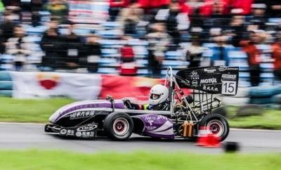 FSC大赛来了!10月7日邀您到小北门广场看赛车