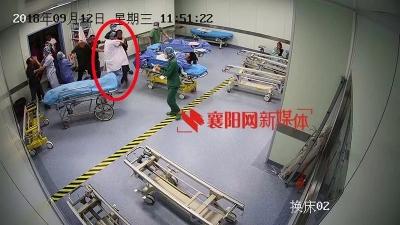 事发襄阳!多人闯入医院手术室交换间殴打医生!