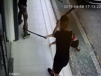谷城两团伙当街聚众斗殴,被判有期徒刑!