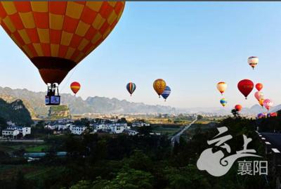 【V视】新闻链接:热气球的