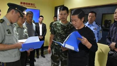 市政府检查组督导检查樊城区上半年社会消防工作