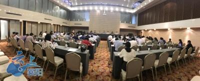 楚商襄阳行已签订正式合同项目20个