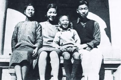 梁启超的4条家庭教育原则