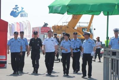 全市公安机关圆满完成中秋节和文化旅游节安全保卫工作