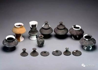 这些新发现将保康历史推进至4800—4600年!