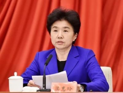 襄阳骄傲!梁惠玲任中国红十字会党组书记,曾在湖北工作33年