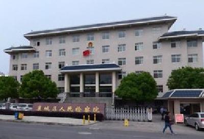 襄城区人大常委会视察组检查区检察院未检工作