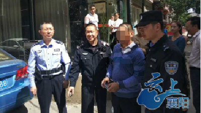 一小时内疯狂盗窃五部手机 这一猖狂男子被警方抓获