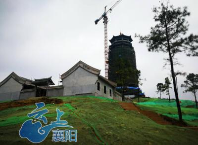 """岘首山重修""""岘首亭""""     明年上半年免费对市民开放"""