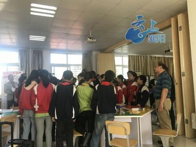九三学社省委对我市脱贫攻坚开展民主监督