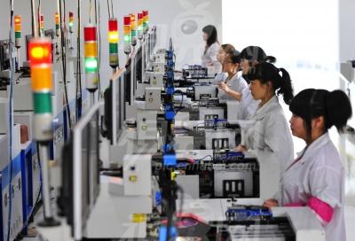 襄阳市科技局对宜城市科技型中小企业开展现场核查