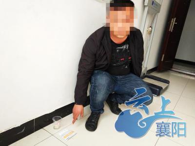 """襄阳男子才下高速即被抓  假身份证暴露""""瘾君子"""""""