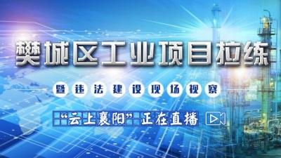 【直播】樊城区工业项目拉练暨违法建设现场视察