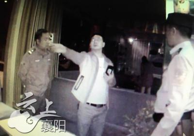 谷城男子缓刑期间还对民警耍酒疯,大喊我懂法