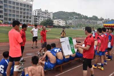 襄阳队医志愿者服务省运会
