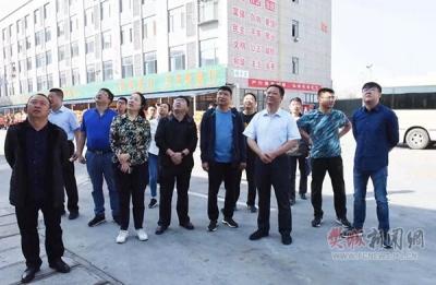 樊城区进行第三季度项目拉练实战演练
