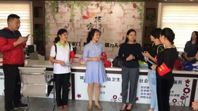 """杨家花园社区党支部书记马玉贞: 办实事解难题 当好居民""""贴心人"""""""