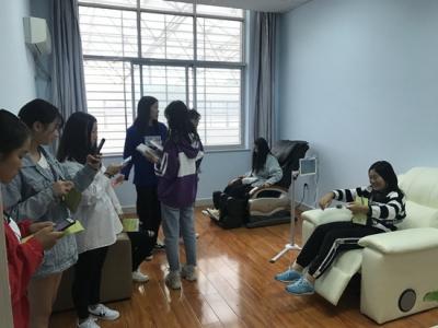 襄职学生心理健康教育中心举办开放日活动