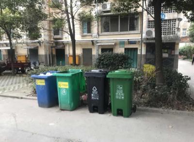 解放西路社区:让垃圾分类融入市民生活