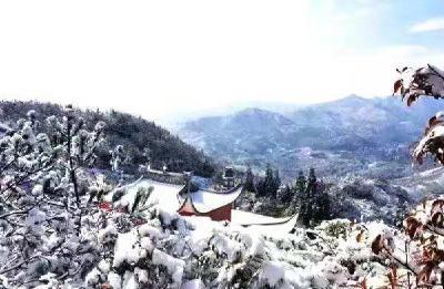 立冬襄阳山区降雪,医务人员提醒:运动饮食要讲究