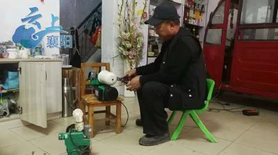 """襄阳一小区水改""""摊派""""费用 居民怨言多"""